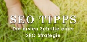 SEO Tipp SEO Strategie aufbauen