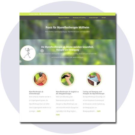 Homepage Design in Müllheim