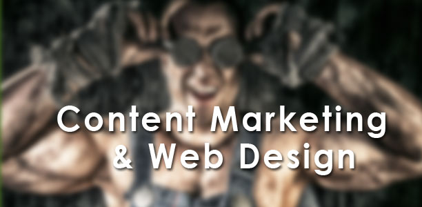 Content Marketing und Webdesign