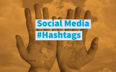 social media hashtags