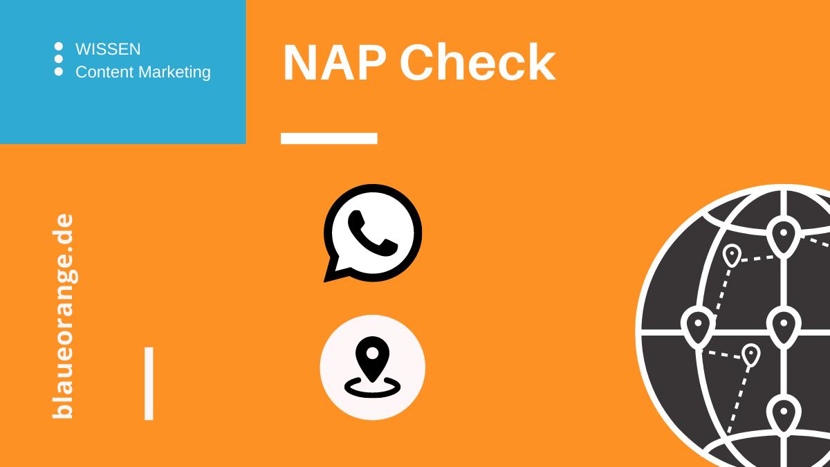 NAP Check