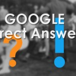Google Direct Answers und was sie bedeuten