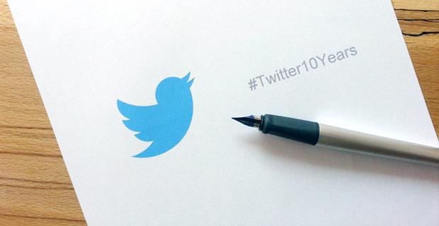10 Jahre Twitter: eine kurze Hommage