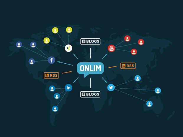 Social Media Management mit Onlim: ein Interview