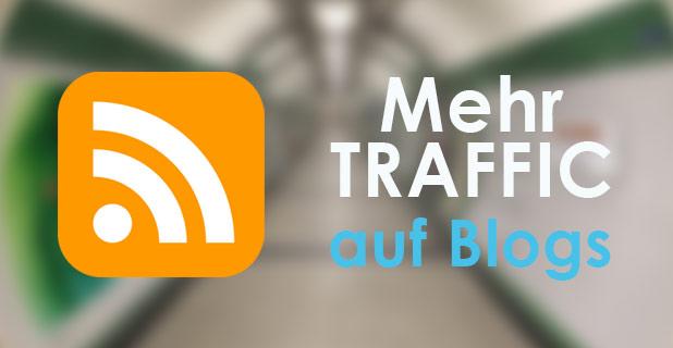 Mehr Traffic auf Blogs