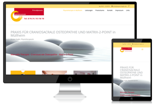 Website erstellen mit responsive Webdesign