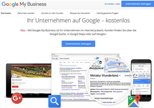 WIchtig Im Digitale Marketing: Google MyBusiness
