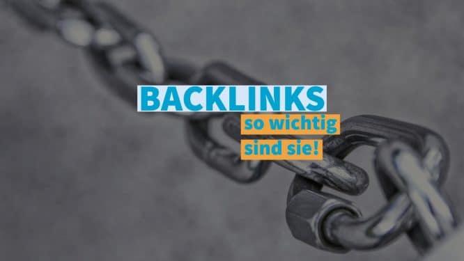 So wichtig sind backlinks