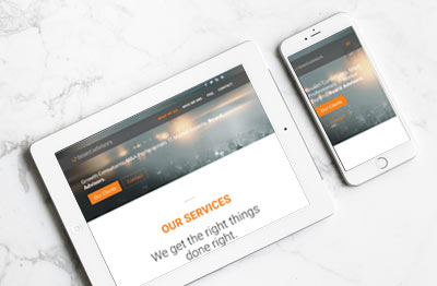 Digitales Marketing Website Relaunch