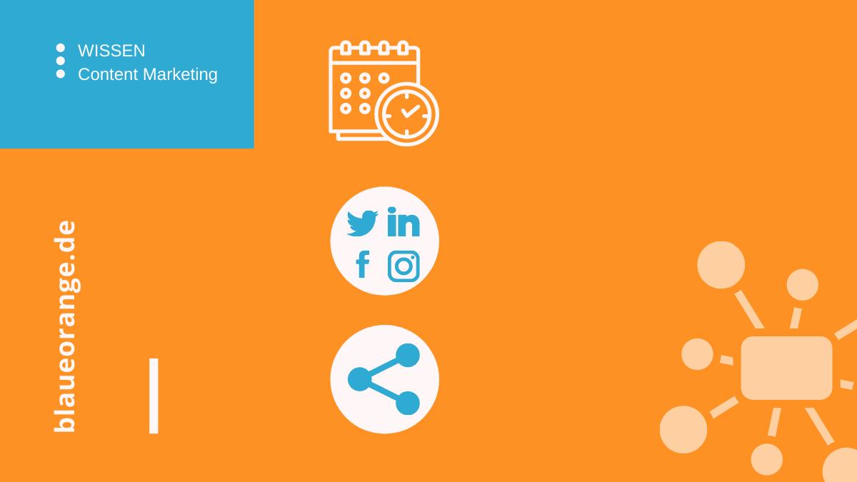 Social Media planen und publizieren