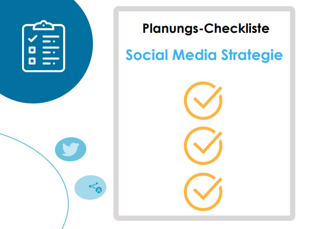 Social Media Checkliste download