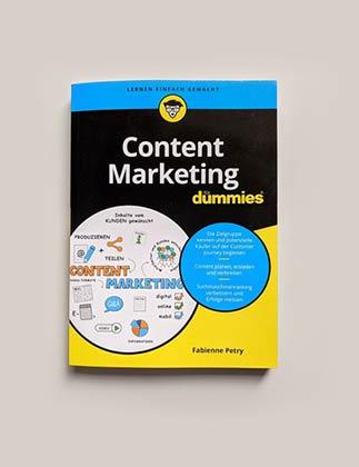 Content Marketing Buch